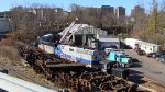 Damaged NJT Units
